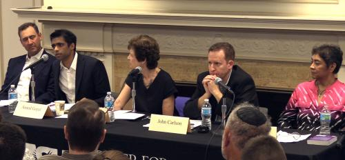 Center for the Study of Religion and Conflict and the Center on the Future of War
