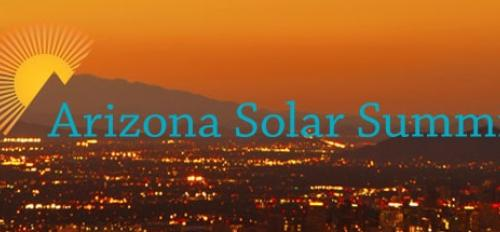 Arizona Solar Summit IV