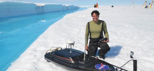 ASU professor Alberto Behar