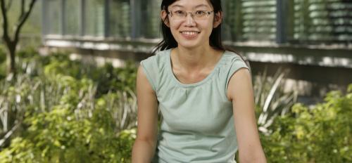 photo of Wen-Ching Chuang