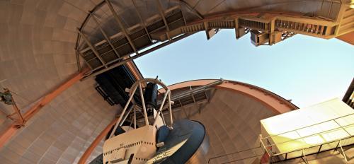 CTIO Blanco Telescope in Chile
