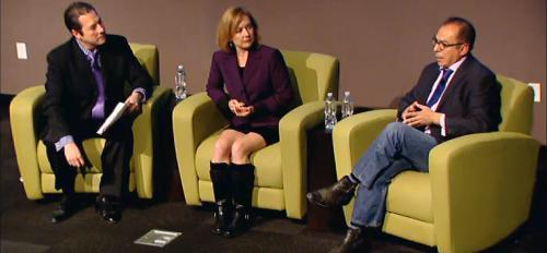 Cronkite school of Journalism, Alfredo Corchado, Borderlands, Angela Kocherga