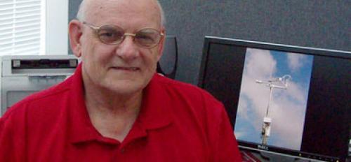 photo of Professor Anthony Brazel