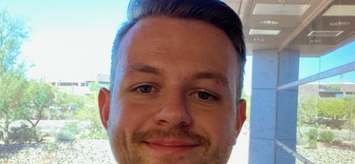 Brendan Duffy portrait