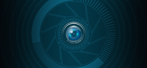 Eye of camera