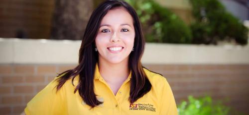 ASU grad Carolina Moreno