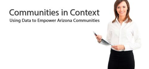 website graphic for Communities in Context