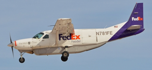 FedEx Cessnas to take off on autonomous flights