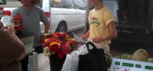 Chow Locally at Phoenix Farmer's Market
