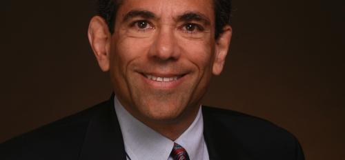 portrait of ASU faculty associate Dan Fellner