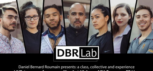 Photos of members of DBR Lab