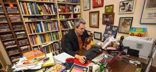 ASU associate professor of film and media studies Kevin Sandler