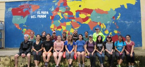 ASU spring break global experience in the Dominican Republic