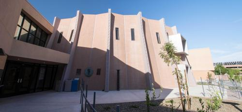 Armstrong Hall is the new home of The College of Liberal Arts and Sciences on the Tempe campus.