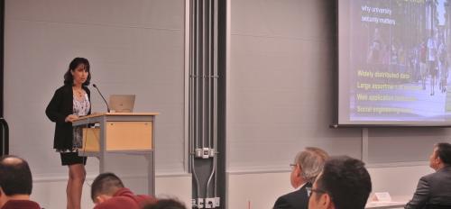 Tina Thorstenson ASU Chief Information Security Officer CISO
