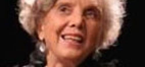 Award-winning journalist and author, Elena Poniatowska