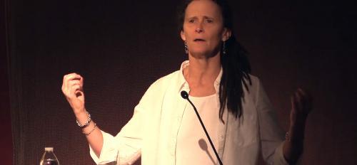 Professor Elizabeth Fenn, University of Colorado, Mandan People
