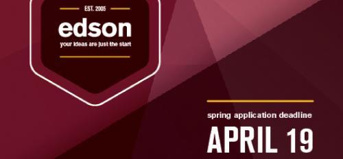 Edson Student Entrepreneur Initiative graphic