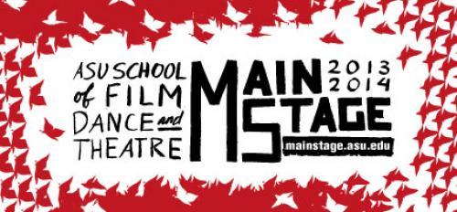 2013-14 MainStage Season Artwork