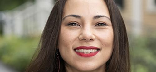 headshot of Fernanda Navarro
