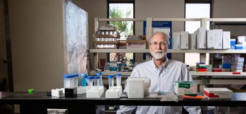 School of Life Science professor James Collins