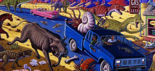 'Cruisin' the Fossil Freeway'