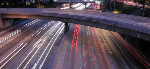 City freeway