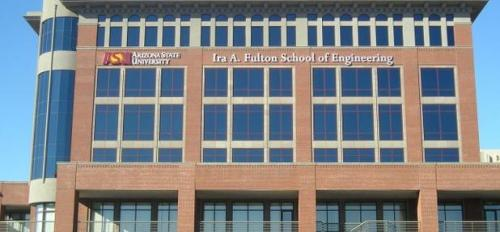 Ira A. Fulton School of Engineering building