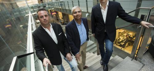 Gemneo Executives at Biodesign Institute
