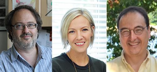 David Guston, Jenny Dyck Brian, and Richard Murray