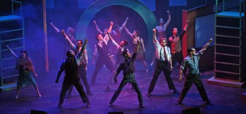 ASU Lyric Opera Guys and Dolls