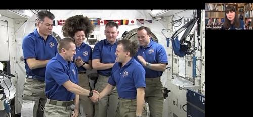 ISS Convergence Lab
