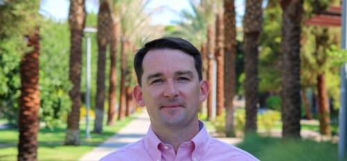 ASU professor Henry Thomson