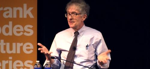 Howard Gardner, Frank Rhodes, Harvard, Arizona State University