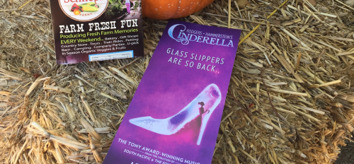 cinderella glass slipper treasure hunt