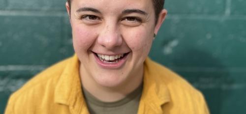 ASU Online student, Uber Driver and 2021 Graduate Emily Kuckelman
