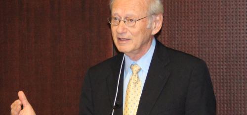 Leonard Gordon, ASU sociologist