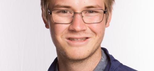 Headshot of Logan Mathesen