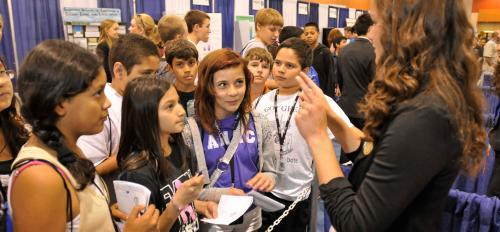 Intel ISEF Competition