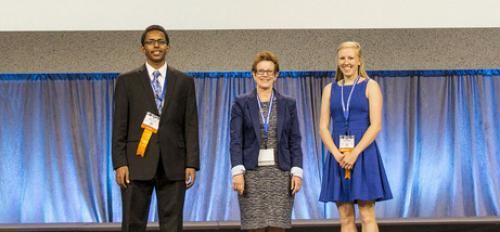 Intel ISEF Sustainability Award winners
