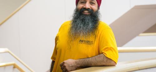 portrait of ASU director Holly Singh