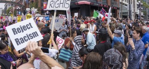 Civic protest