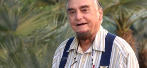 portrait of Jack Fouquette, ASU emeritus professor