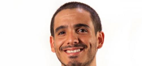 Portrait of Jan Cordero Casillas