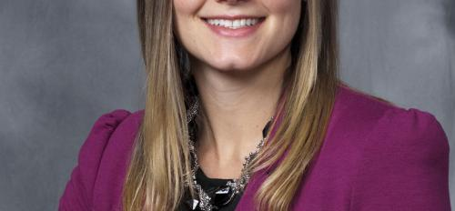 portrait of ASU alum Jessica Fox