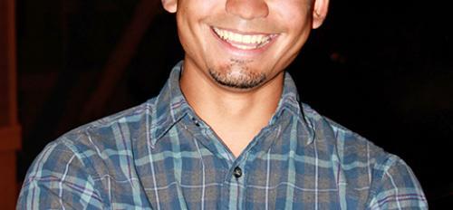 Juan Laitano Flinn Scholar