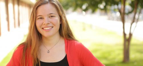 portrait of Katelyn Kaberle