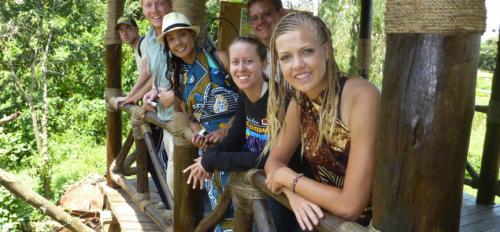 EWB ASU members in Kenya