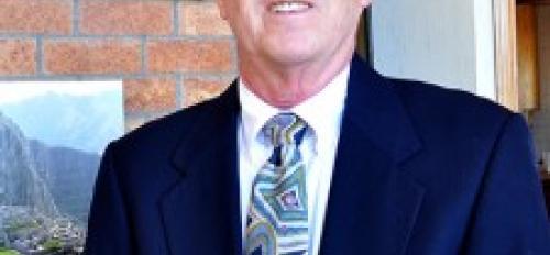 portrait of ASU professor Larry Mays