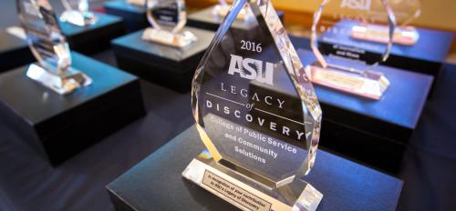 Legacy of Discovery awards